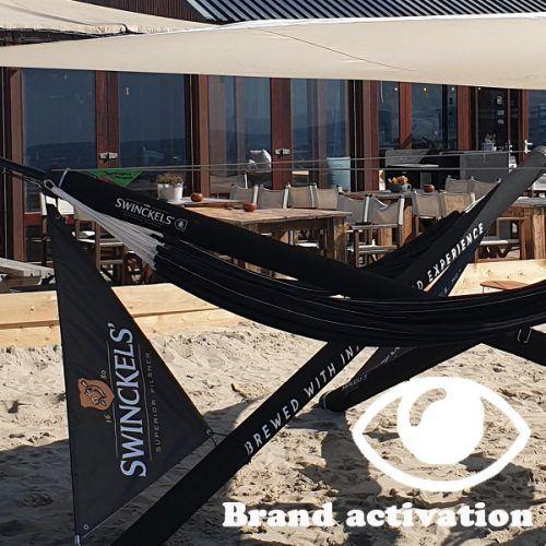 Bamboo hammock stand